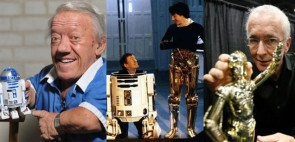 R2-D2 and C3PO hate each other.