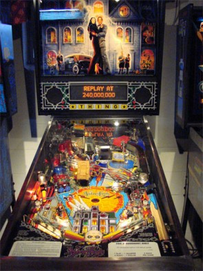 Only one company in the world still makes pinball machines.