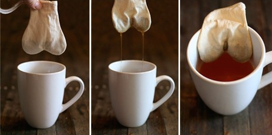 teabag your own tea