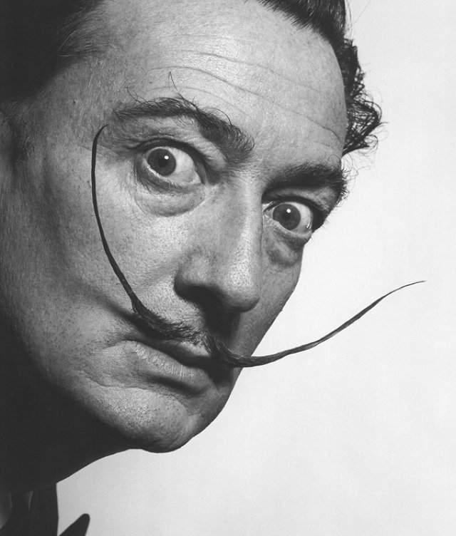 portrait-of-salvador-dali-1954