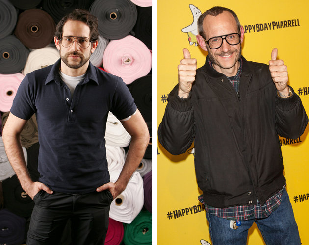 Dov Charney & Terry Richardson