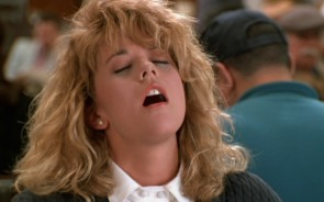 Orgasm from When Harry Met Sally
