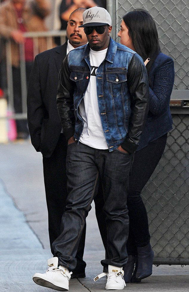 Diddy in Buscemi