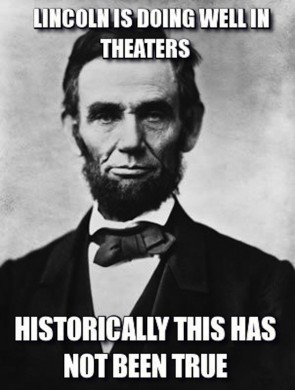 Lincoln was a psychic.