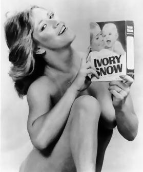 marilyn chambers soap and pron model
