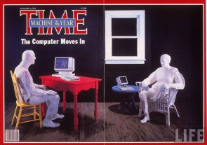 """The computer was Time Magazine's """"Person of the Year"""" in 1983."""