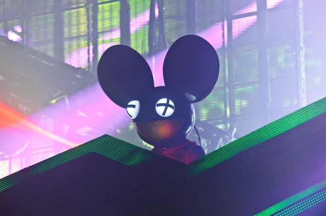 Deadmau5 at South West Four 2014