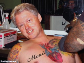 Democrats are more likely to get tattoos than Republicans.
