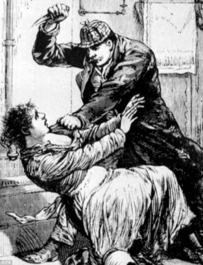 Jack the Ripper was one of the first major cases of media sensationalism.