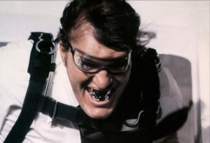 The Jaws villain in James Bond was afraid of heights.