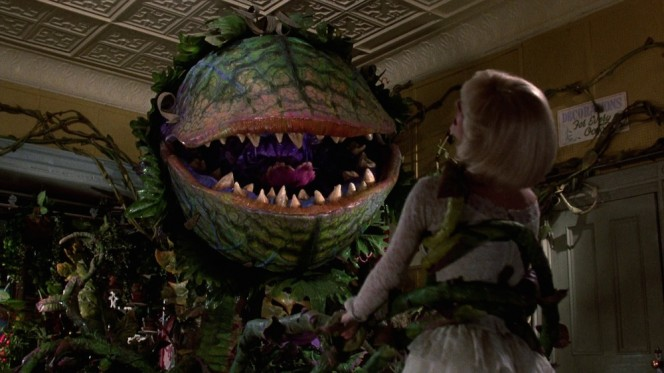 Screenshot of Little Shop of Horrors , 1986