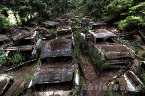 There's a traffic jam that's been stuck for over 70 years.