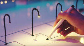 A pen can conduct electricity.