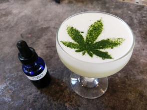 You can have a weed cocktail.