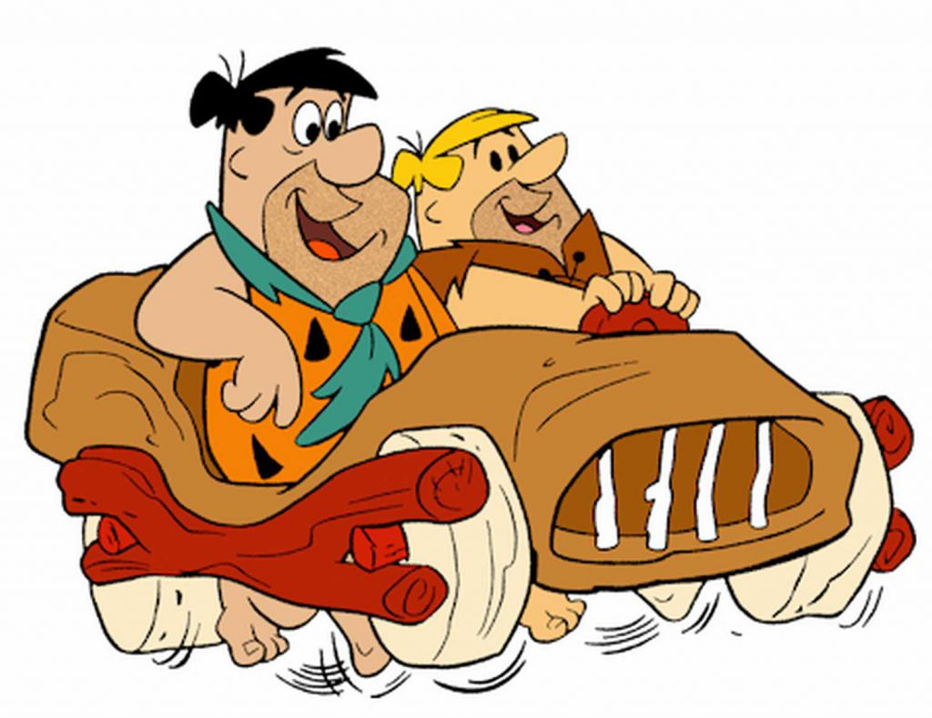 flintstone_car