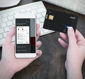FUZE smart card puts your whole wallet in one card.