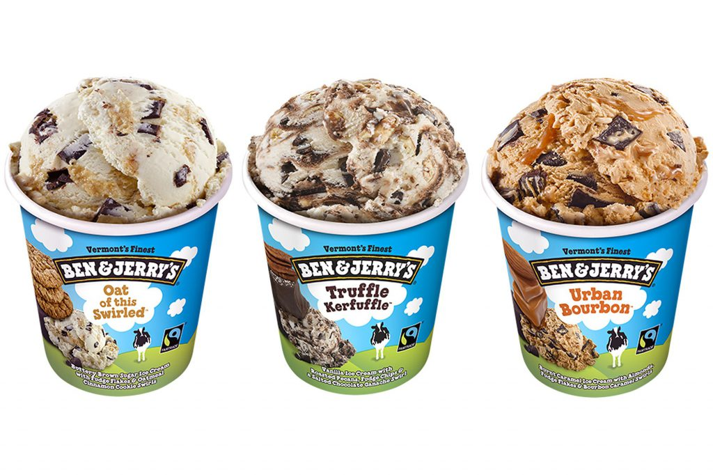 ben jerrys marketing Ben & jerry's was able to further the engagement by offering fans the ability to choose where they would like the ice cream to be delivered – home or office – through a customised twitter poll.