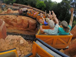 A Ride at Disney World can help Pass Kidney Stones 60% of the Time