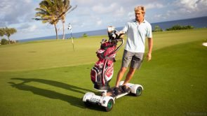 Golfboarding is Actually A Thing