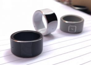 The Ring that controls your Smart Phone