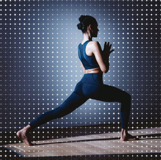 A pair of bluetooth enabled yoga pants can now make you a better Yogi