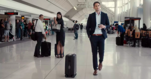 Self-Rolling Suitcases are now a Reality